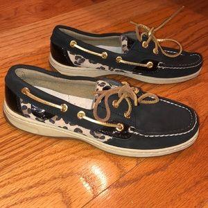 Women's Sperrys boat shoes